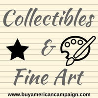 Made In America Collectibles And Fine Art