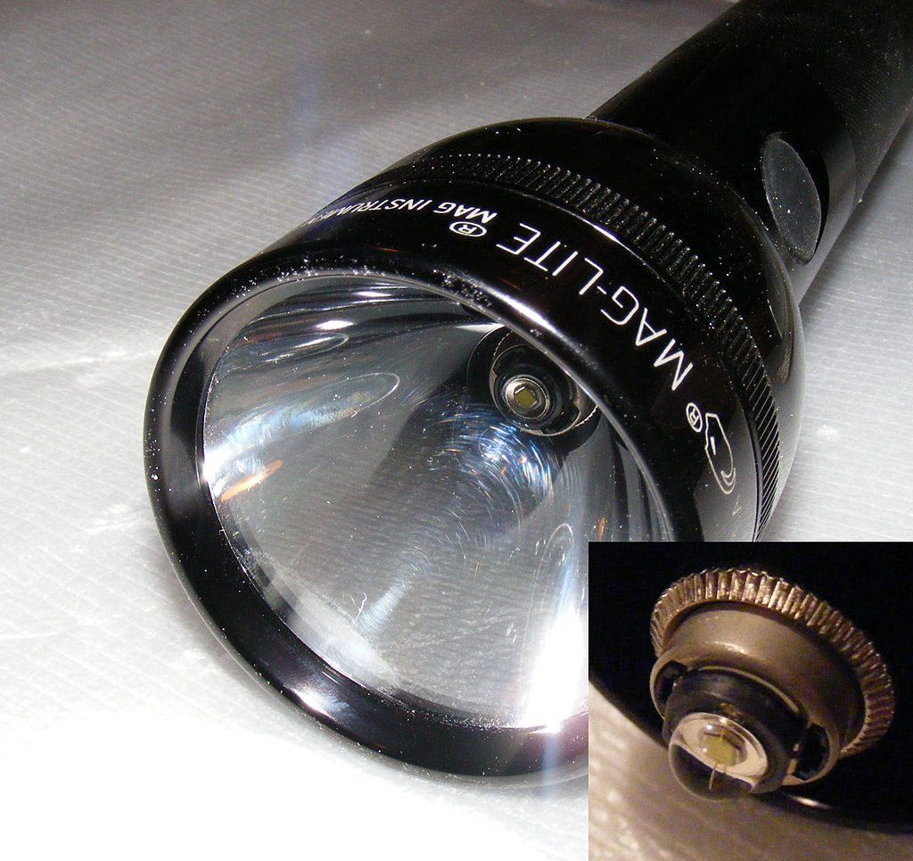 led maglite flashlights