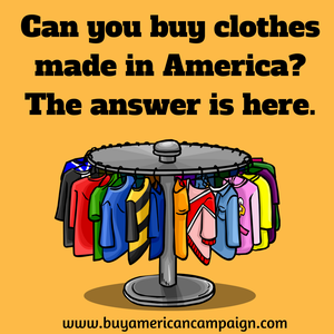 clothing made in the usa