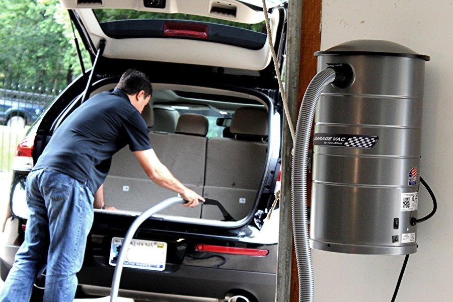 vacumaid garage vacuum