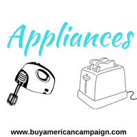made in america appliances