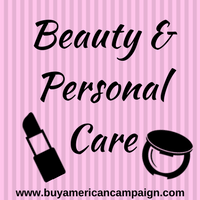 made in america personal care items