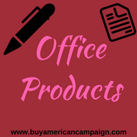 american made office supplies