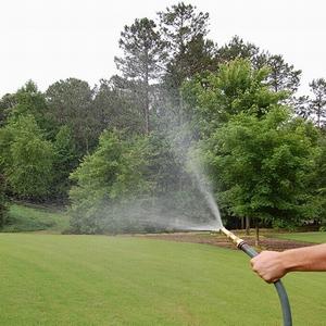 brass hose nozzle