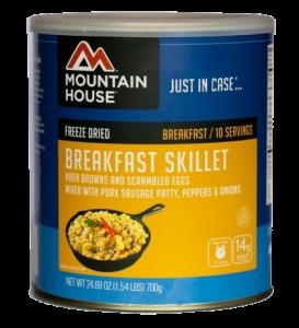 mountain house food