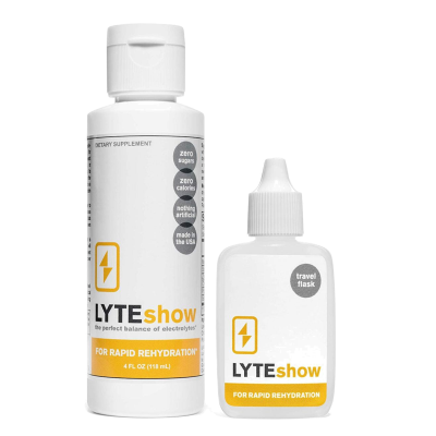 sugar free electrolyte replacement