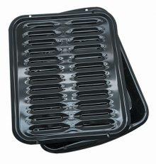 Range Kleen Porcelain Broiler Pan For Ovens