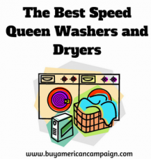 The Best Speed Queen Washers and Dryers