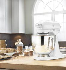 5 qt Artisan Kitchenaid Mixer Review