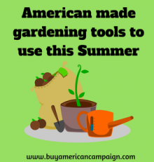 American Made Gardening Tools