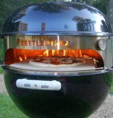 Kettlepizza Pro 22 Kit – Outdoor Pizza Oven Kit