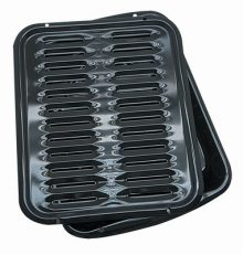 Range Kleen Porcelain Broiler Pan For Ovens