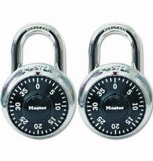 Master Lock Padlock – Standard Dial Combination