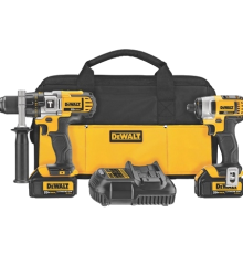 Dewalt Impact Driver And Hammer Drill Combo