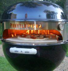 Kettlepizza Pro 22 Kit – Outdoor Pizza Oven Kit
