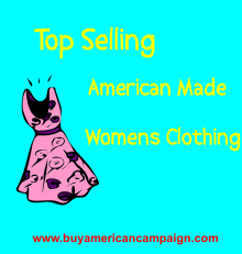 Top Selling American Made Womens Clothing