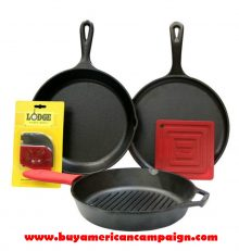 Best Cast Iron Cookware By Lodge