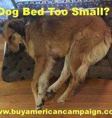 Big Barker Extra Large Orthopedic Dog Bed
